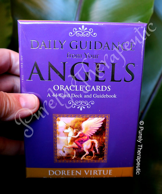 Daily Guidance from you Angels Oracle Cards