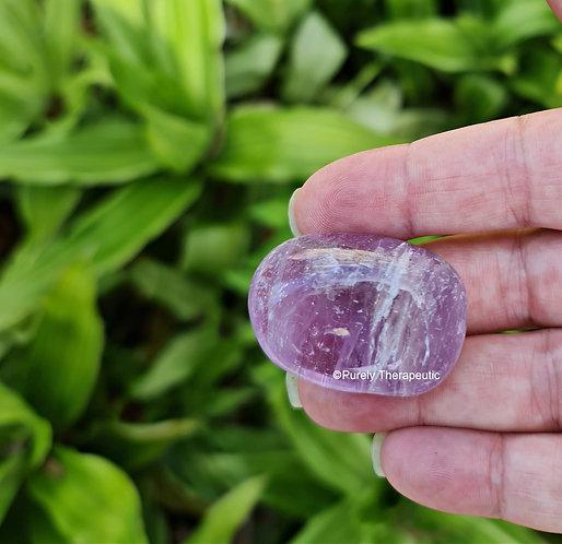 Amethyst Crystal Polished Gemstone