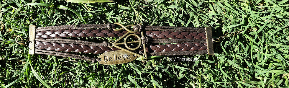 HP Inspired Believe Wristband