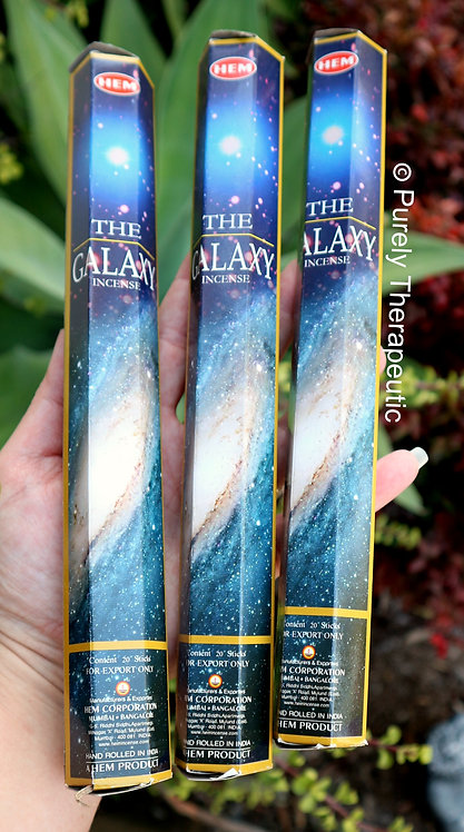The Galaxy Incense Sticks Hem