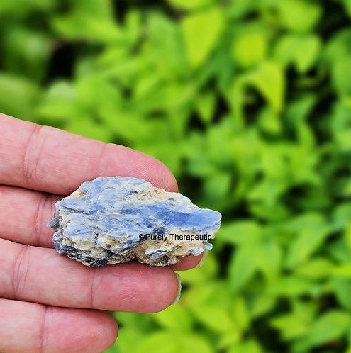 Blue Kyanite Cluster Blade Crystal