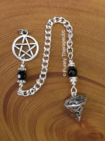 Purely Therapeutic Pentagram Pendulum