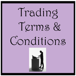 Trading Terms & Conditions
