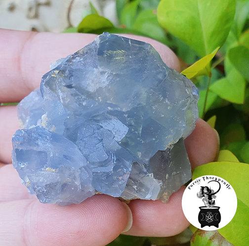 Celestite Cluster Crystal