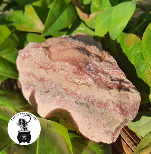 Rhodochrosite Raw Gemstone