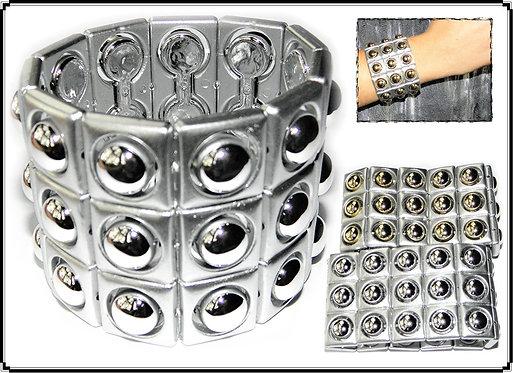 Punk Rock Stretch Bracelet