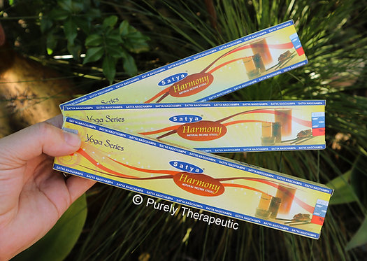 Satya Harmony Incense Sticks