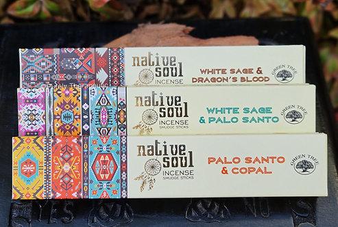 native_soul_incense_white_sage_palo_santo_dragons_blood