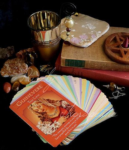 Goddess Oracle Tarot Card Reading