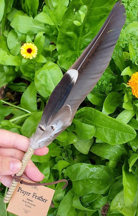 Prayer Feather Handmade