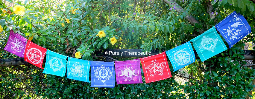 Pagan Prayer Flags