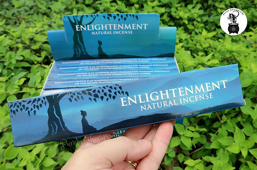 Enlightenment Natural Incense Sticks