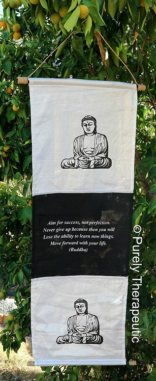 Inspirational Buddha Flag