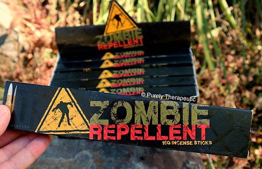 Zombie Repellent Incense Sticks Devils Garden
