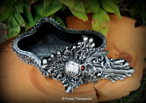 Gothic Trinket Jewellery Box