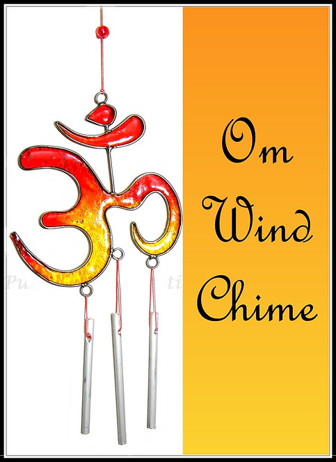 Om Windchime Wind Chime