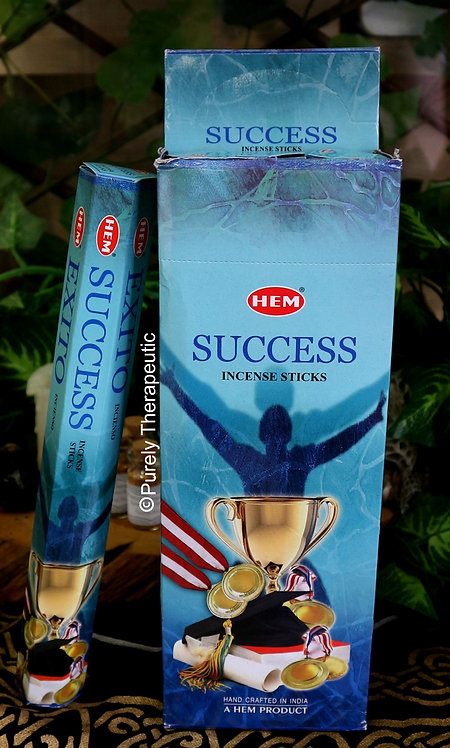 Success Hem Incense~20 Sticks