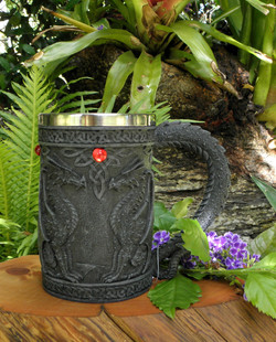 Dragon, Medieval, Gothic, Celtic