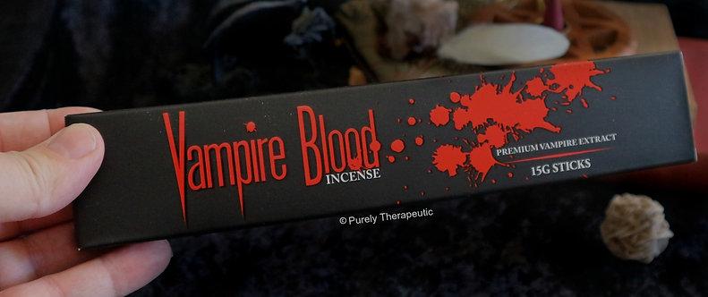 Vampire Blood Incense Sticks Devil's Garden