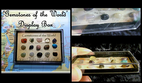 Gemstones of the World Starter kit