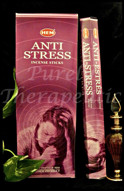 Anti Stress Incense Sticks~20 Sticks