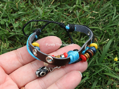 Cats Eye Adjustable Wristband