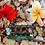Thumbnail: Miniature Wooden Garden Fence