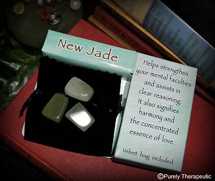 New Jade Crystal Gift Set