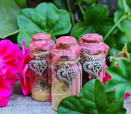 Love Spell Bottle Jar