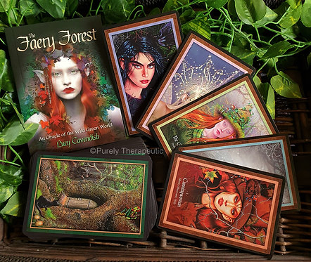 The_Faery_Forest_Oracle_Deck