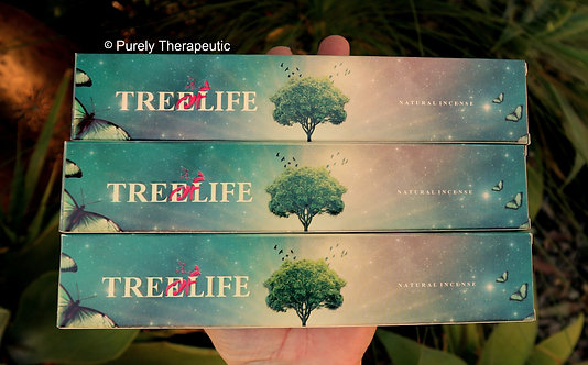 Tree of Life Incense Sticks New Moon