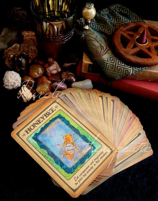 Animal Spirit Guide Oracle Tarot Card Reading