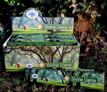 Divine Llama Healing Masala Incense