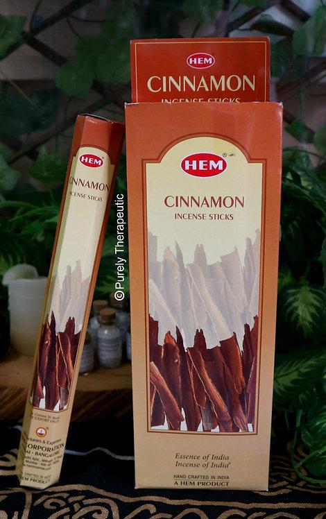 Cinnamon Incense Sticks~20 Sticks
