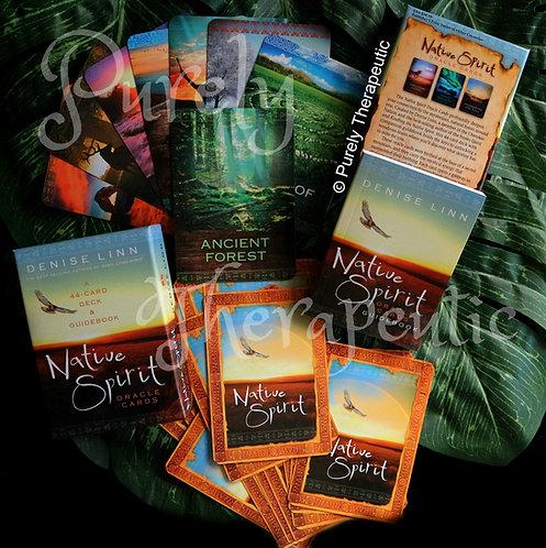 Native Spirit Oracle Denise Linn