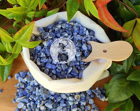 sodalite crystal gemstone chips