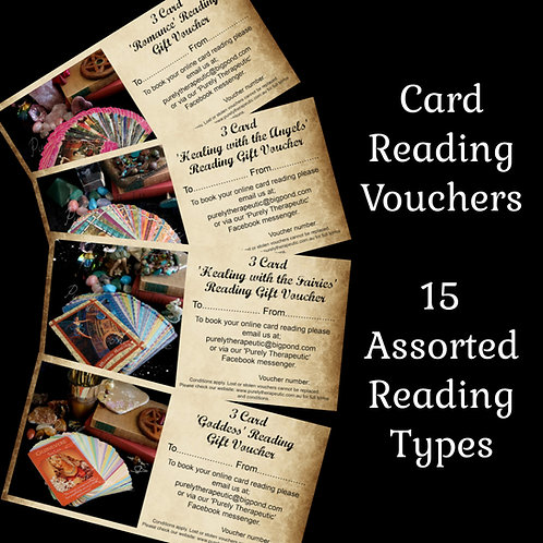 Card Reading Email Voucher
