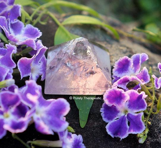 Amethyst Pyramid small Gemstone