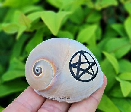 Snail Shell Protection Talisman (A)