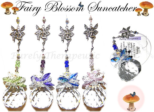 Fairy Blossom Sun Catcher Suncatcher