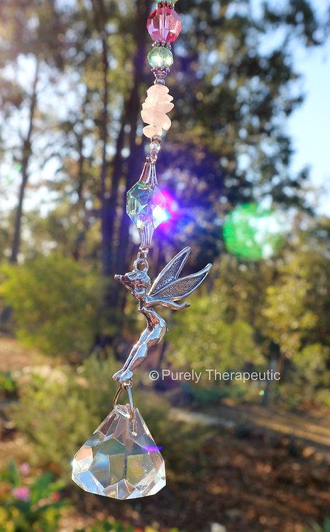 Wish Fairy Suncatcher handmade
