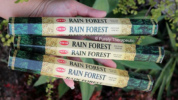 Rain Forest Incense Sticks Hem