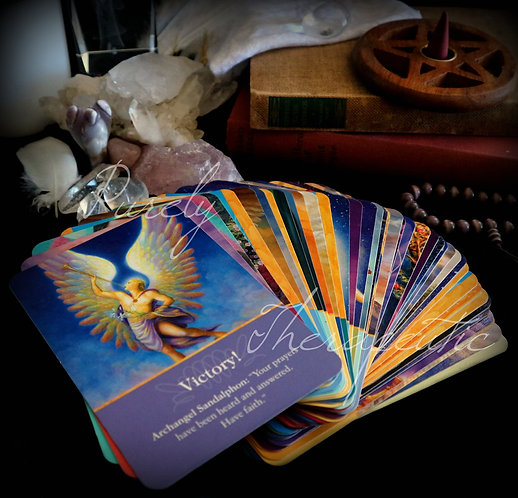Archangel Oracle Tarot Card Reading