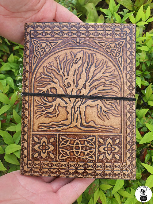 Tree of Life Hand Crafted Journal