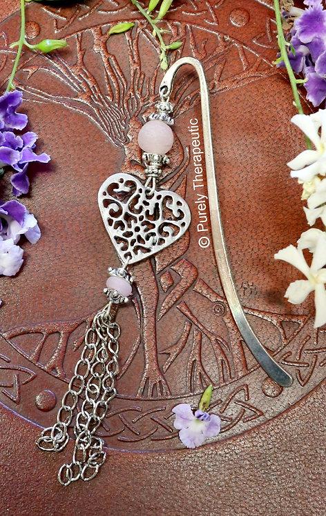 Filigree Heart Bookmark
