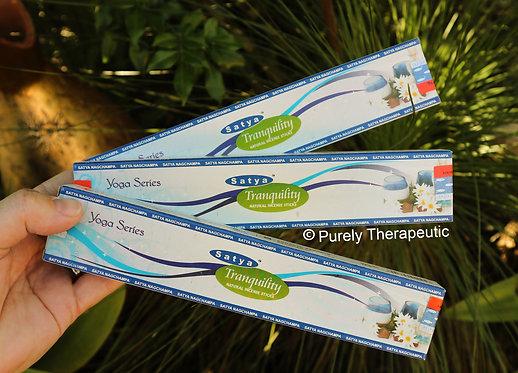 Tranquility Satya Incense Sticks