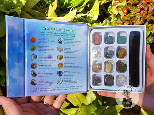 Crystal Healing Crystal Set