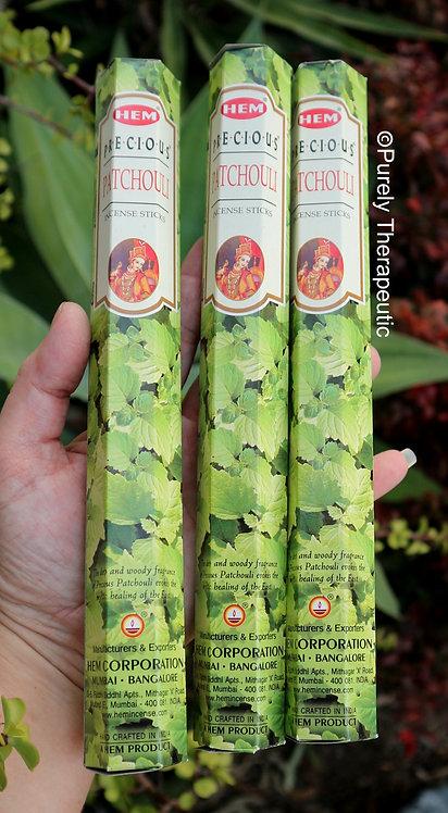 Precious Patchouli Incense Sticks Hem