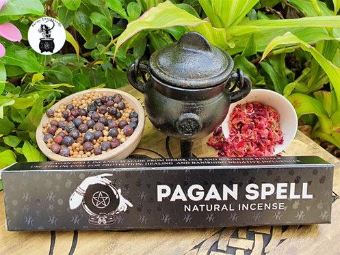 Pagan Spell Incense Sticks Hem Brand