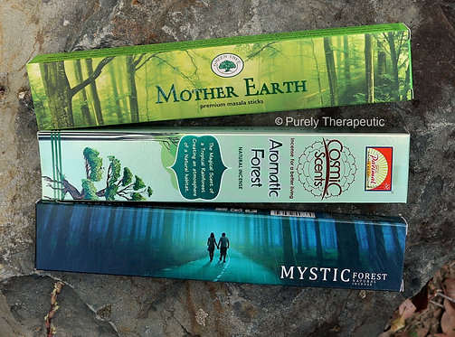 Green Tree New Moon Primal Brand Incense Sticks